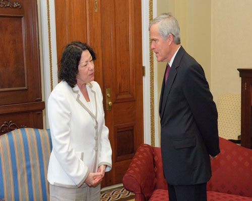 sonia sotomayor biography essay Is sonia sotomayor gay well there, i asked the question it might as well be asked it is being asked it's the quest.